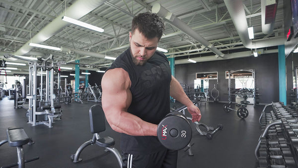 Build Bigger Biceps Now!: Complete Workout and Training Tips
