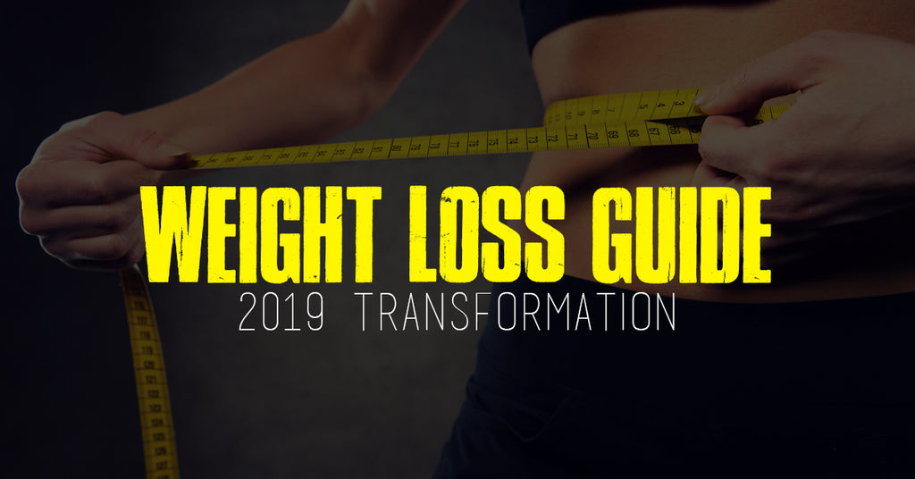 2019 Transformation Weight Loss Guide