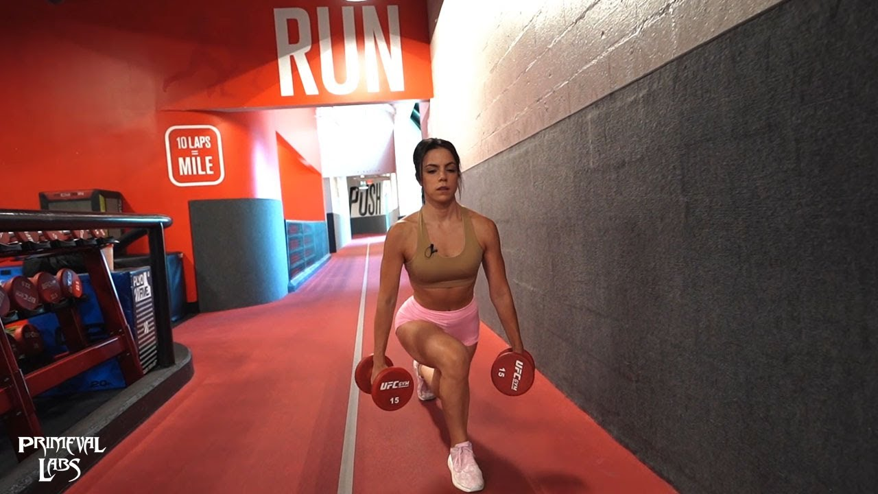 Full Gym Leg Day Workout | Alyssa Polisano