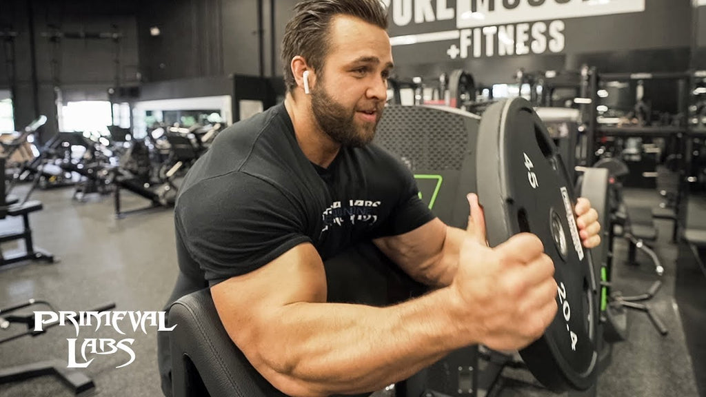 3 Exercises for Better Biceps Peaks | Regan Grimes