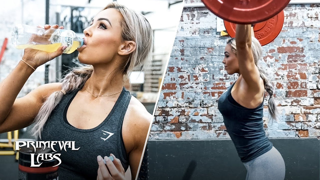 Full Upper Body Workout | Stephanie Sanzo, aka StephFitMum