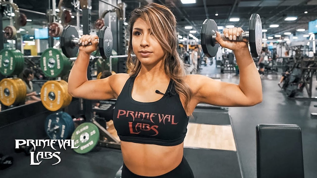 Toned Upper Body Workout | Yesenia Ponce