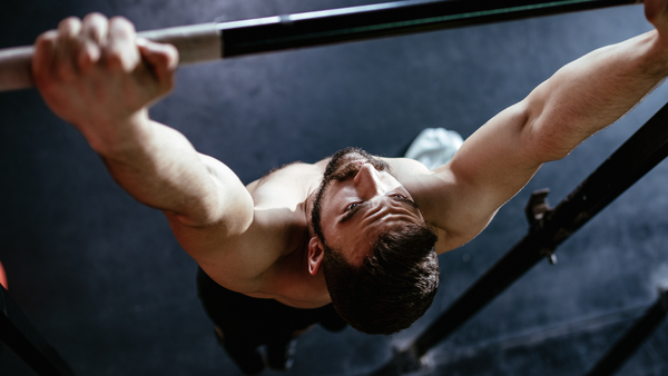 10 Tips to Master the Pull Up