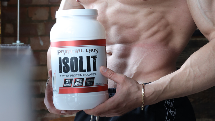 Whey Protein Isolate the Low Carb Low Fat Protein