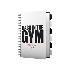 BACK TO THE GYM WORKOUT E-BOOK