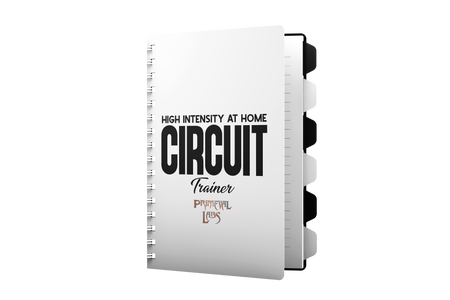 CIRCUIT TRAINING AT HOME E-BOOK