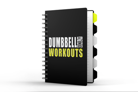 DUMBBELLS ONLY AT HOME WORKOUT E-BOOK