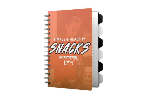 Simple & Healthy Snacks E-Book