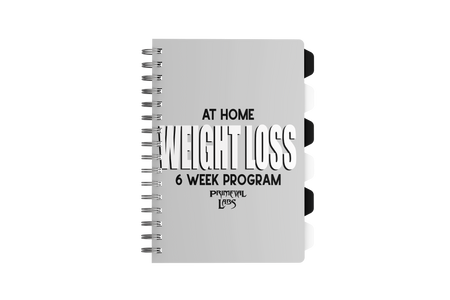 WEIGHT LOSS GUIDE AT HOME E-BOOK