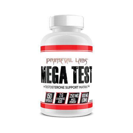 MEGA TEST Health & Wellness - Primeval Labs