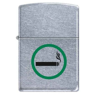 Smoking Permitted Zippo Lighter