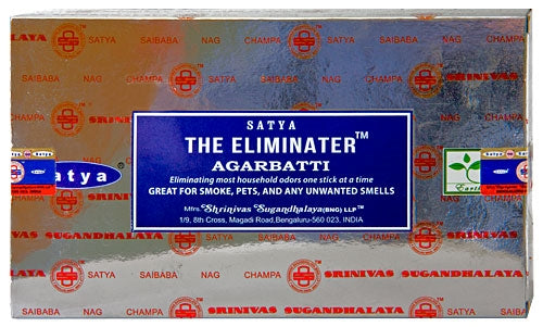Satya The Eliminator Incense - 15g - Shag Alternative Superstore