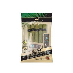 King Palm Leaf Rolls - Slim 5 Pack