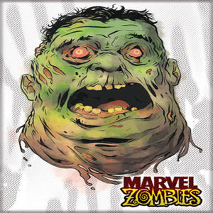 Marvel Zombies Hulk Magnet - Shag Alternative Superstore