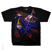 Load image into Gallery viewer, Grateful Dead Steal Your Orbit T-Shirt - Shag Alternative Superstore
