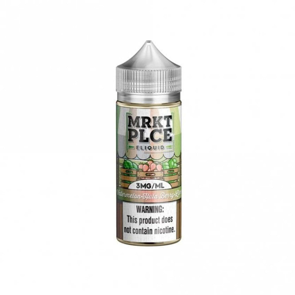 MRKT PLCE Watermelon Hula Berry Lime E-Liquid 100ml