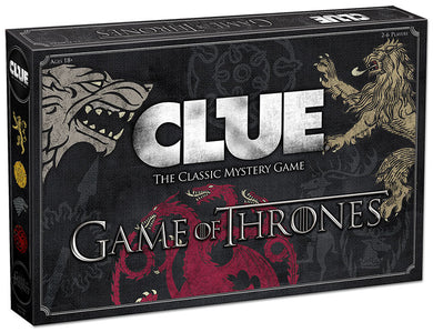 CLUE: Game of Thrones - Shag Alternative Superstore