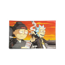Load image into Gallery viewer, Dirty Ridin' Glass Rolling Tray - Small
