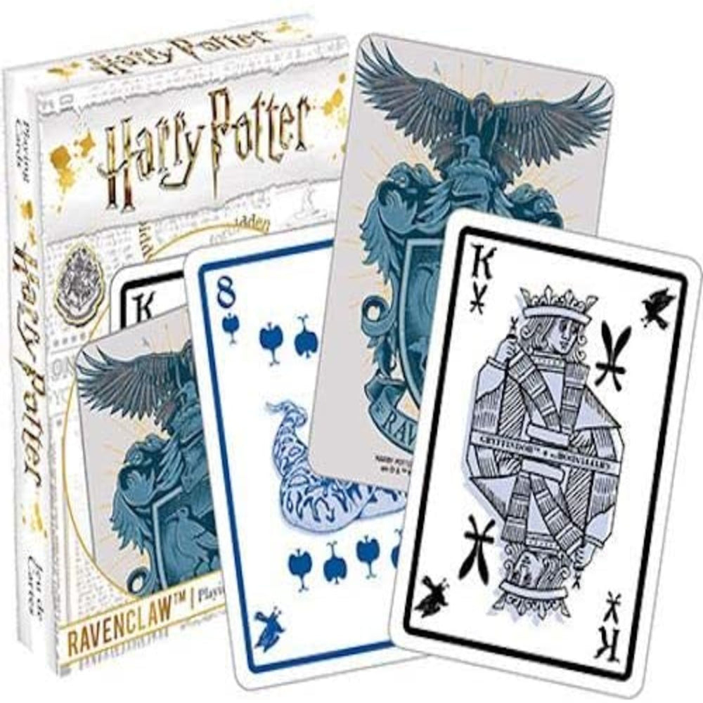 Harry Potter Ravenclaw Playing Cards - Shag Alternative Superstore