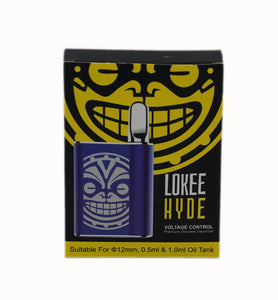Lokee Hyde Cartridge Vaporizer - Shag Alternative Superstore