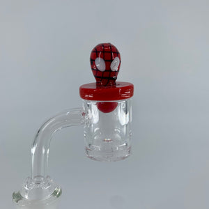 The Crush 2020: Spiderman Carb Cap