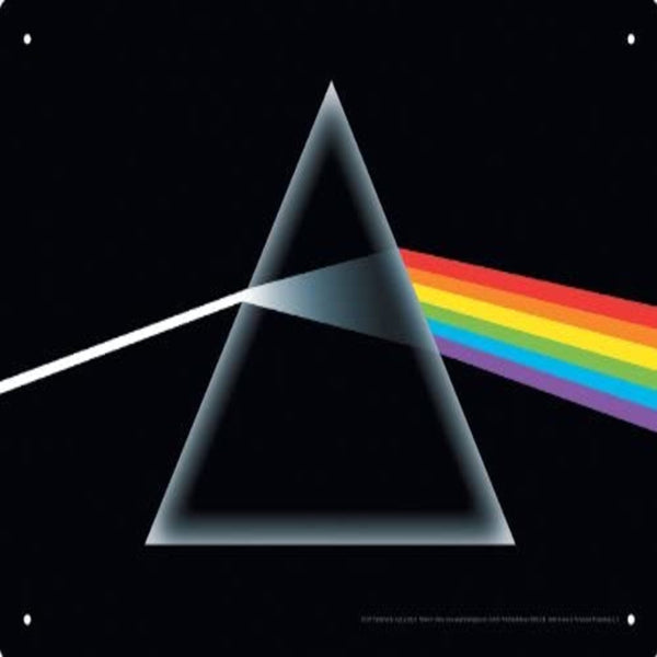 Pink Floyd Tin Sign (8