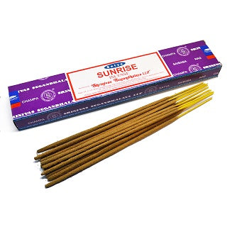 Satya Sunrise Incense - Asst Sizes - Shag Alternative Superstore