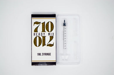 710 Ready Mix 1ml Syringe + 2 Tips - Shag Alternative Superstore