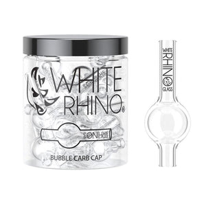 White Rhino Bubble Carb Cap