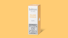 Load image into Gallery viewer, Baton Nic Salts: Island Mango 10ml - Shag Alternative Superstore