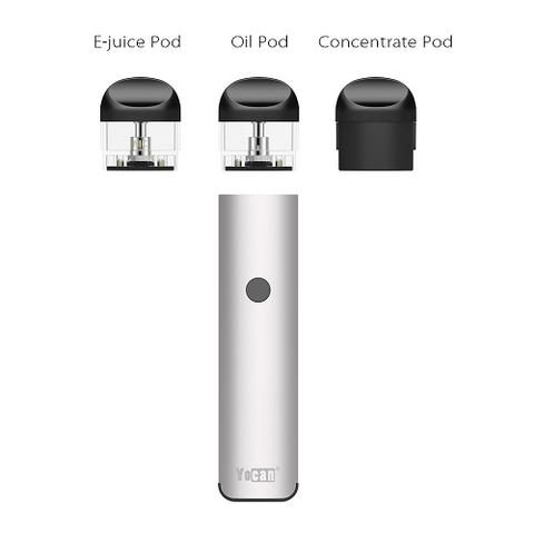 Yocan Evolve 2.0 3-in-1 Vape - Shag Alternative Superstore