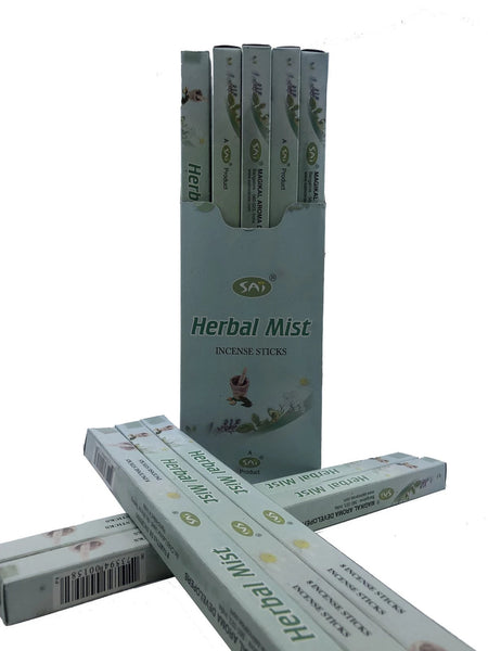 Herbal Mist Incense (8 Sticks) - Shag Alternative Superstore