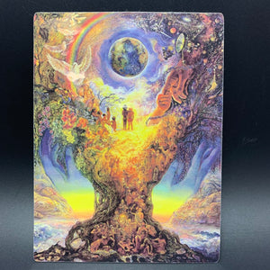 "Tree of Life Sticker (4.5"" x 5.5"") - Shag Alternative Superstore"