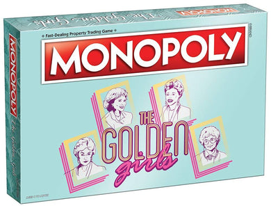 MONOPOLY: The Golden Girls - Shag Alternative Superstore