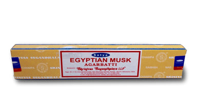 Satya Egyptian Musk Incense 15g - Shag Alternative Superstore