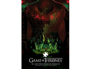 "Game of Thrones ""Long May She Reign"" 1,000-Piece Puzzle - Shag Alternative Superstore"