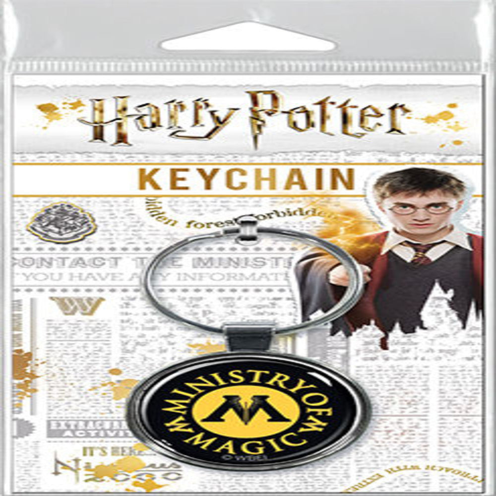 Harry Potter - Ministry of Magic Keychain