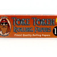 "Toke Token Original Rolling Papers 1 1/4"" - Shag Alternative Superstore"