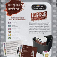 Trivial Pursuit: Horror Movie Edition - Shag Alternative Superstore