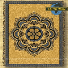 "Load image into Gallery viewer, Mandala Tapestry Blanket (60""x80"") - Assorted Colors - Shag Alternative Superstore"