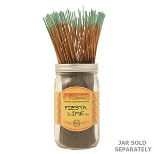 "Wildberry Incense 11"" - Fiesta Lime - Shag Alternative Superstore"