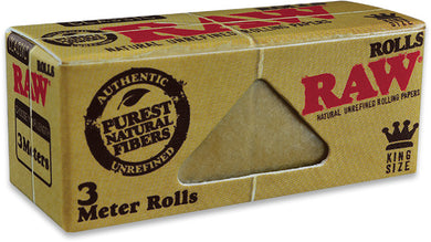 RAW Classic King Size Rolls 9' - Shag Alternative Superstore