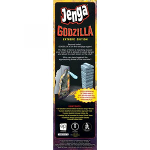 JENGA: Godzilla Extreme Edition - Shag Alternative Superstore