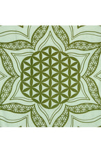 "Load image into Gallery viewer, Flower Of Life Tapestry (52""x80"")  - Assorted Colors - Shag Alternative Superstore"