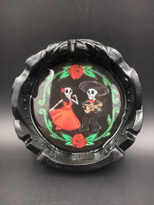 Bailar Con Fuego (Dance With Fire) Ashtray - Shag Alternative Superstore