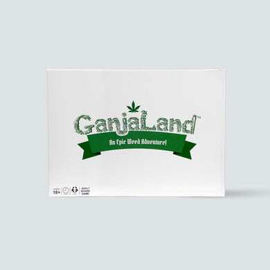 GanjaLand: An Epic Weed Adventure Board Game - Shag Alternative Superstore