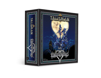Talisman: Kingdom Hearts Edition - Shag Alternative Superstore