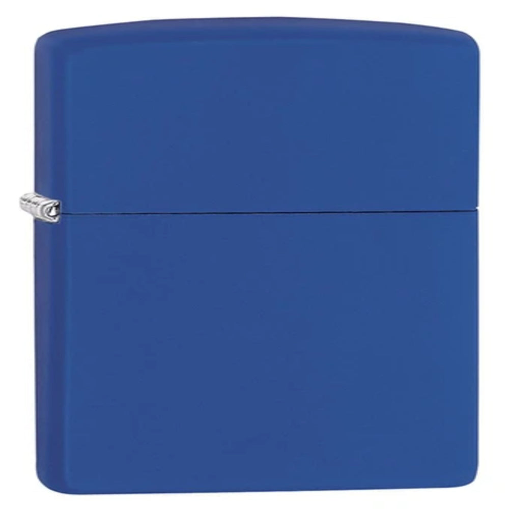 Classic Royal Blue Matte Zippo Lighter