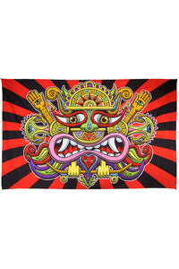 "3-D Lord Necio Tapestry (90""x60"") - Shag Alternative Superstore"