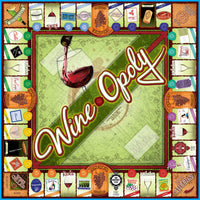 WINE-OPOLY: Wine Board Game